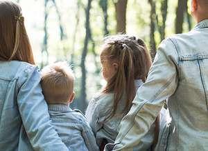 Avoir une belle relation entre les parents et les enfants